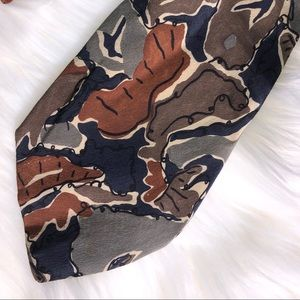 Secours made in Italy 100% Silk Tie